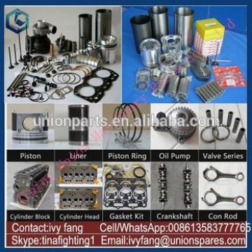 For Komatsu Excavator PC300-7 Engine Alternator 600-861-3111 6D114 Engine Parts PC360-7