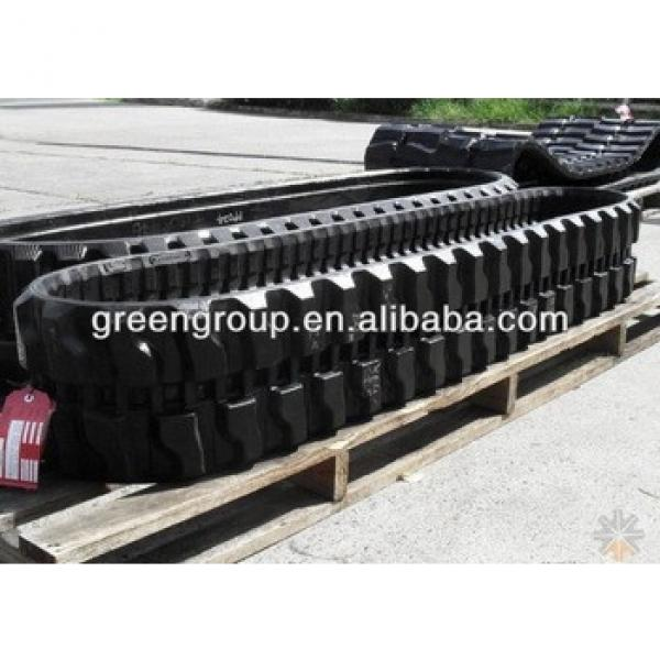 Buy Takeuchi min excavator rubber track,TB50,TB65,TB16,TB20