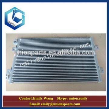 Excavator Engine oil cooler,PC200-6 6D102 7P 6735-61-2110 diesel engine oil cooler, radiator