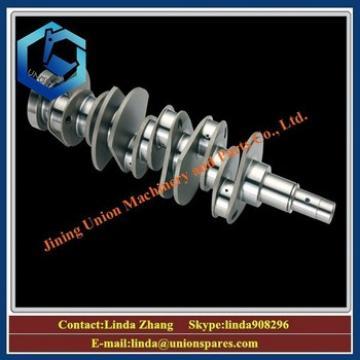 Genuine Comins 3965008 crankshaft 6745-31-1120 excavator engine crankshafts engine parts