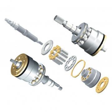 gear oil pump 6710-51-1001 used for KOMATSU D95S-2
