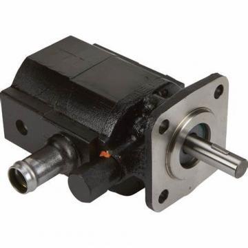 gear oil pump 6110-53-1107 used for KOMATSU D50P-15